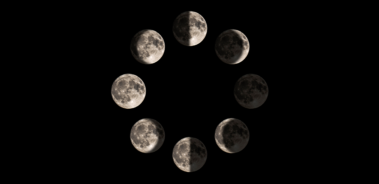 Eight Moon Phases 1296X630